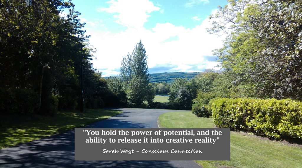 Power of potential