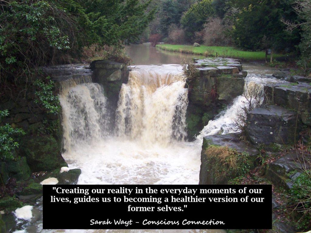 fb Creating reality