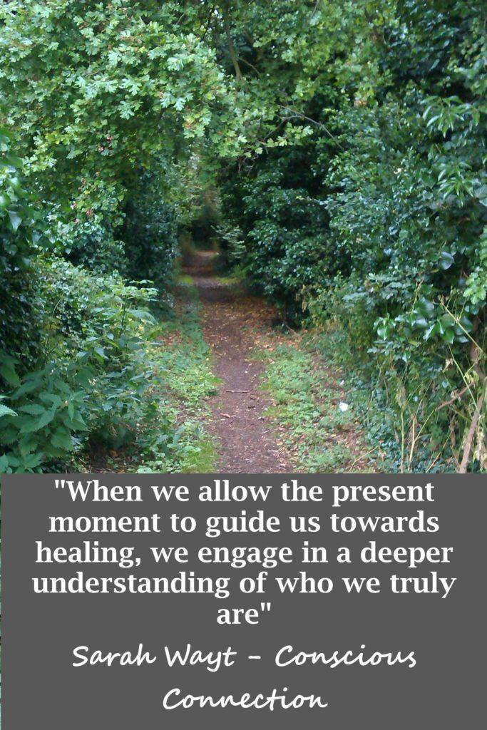 guidance towards healing