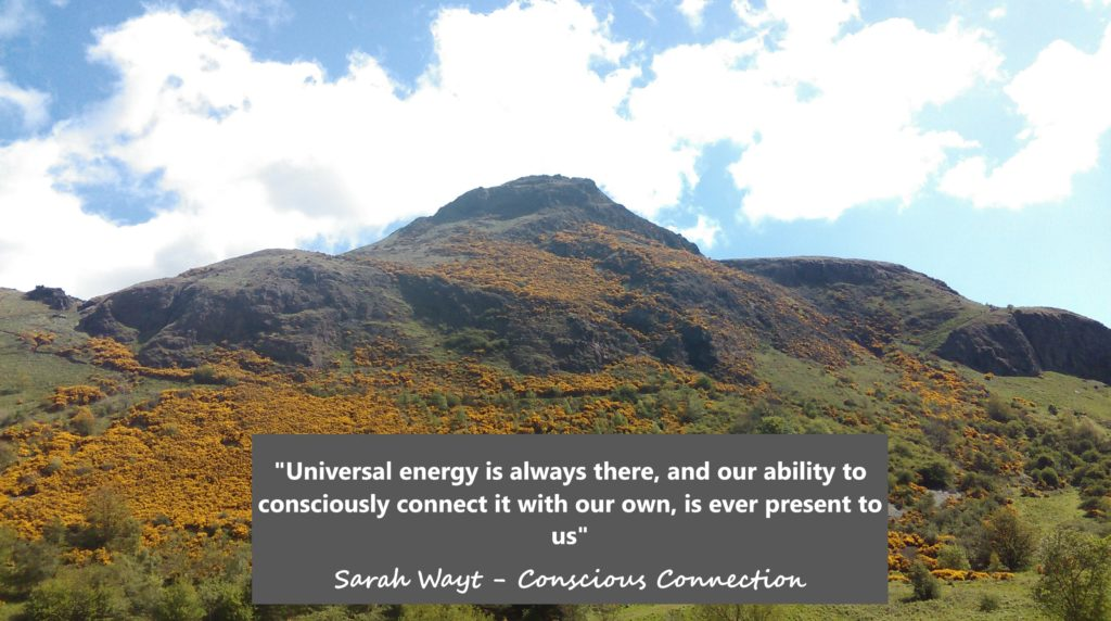 universal energy as constant